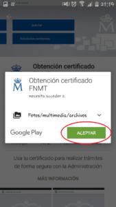instalar certificado digital