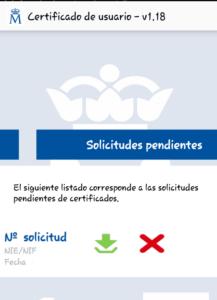certificado digital 8 icon