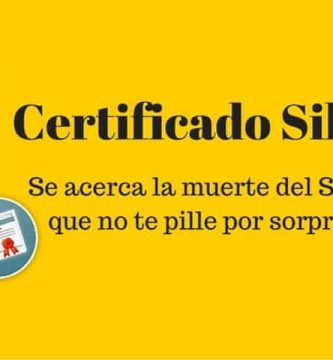 certificado silcon
