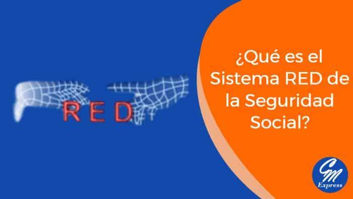 ¿Qué es el Sistema RED de la Seguridad Social? 301
