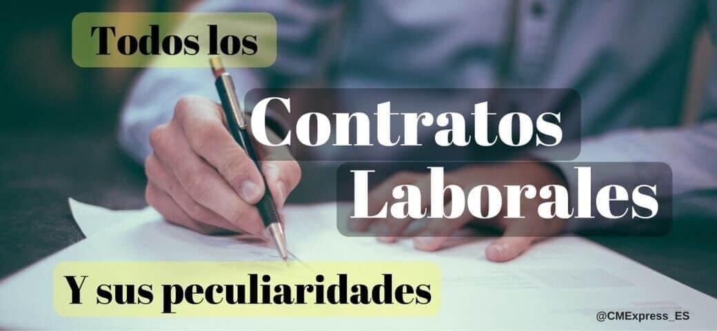 Códigos de contratos laborales