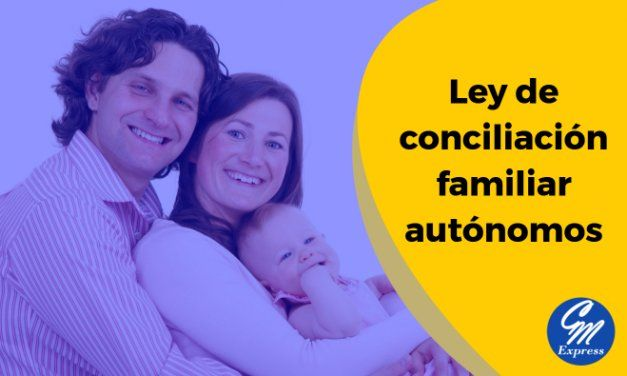 Ley de conciliación familiar autónomos 2017 301