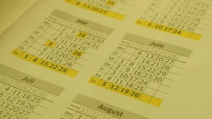 calendario fiscal asesorías enero
