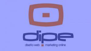 Presentación de Dipe diseño web