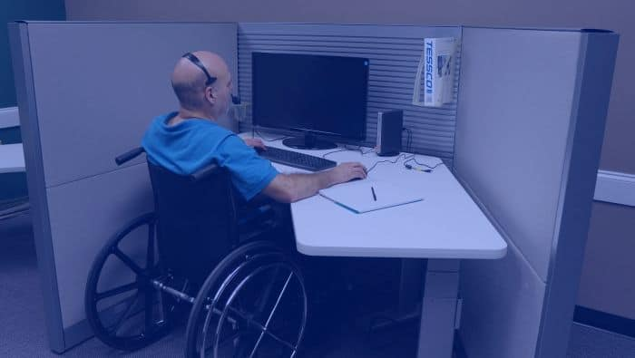 integración laboral discapacitados