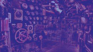 Reparación de máquina industrial
