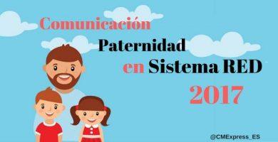 permiso de paternidad Sistema RED